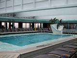 Pool on Lido deck