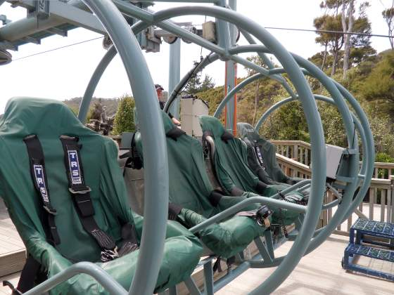 Skywire 4 seater swing