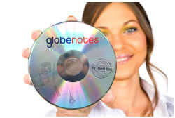 Get your Travel Blog on CD